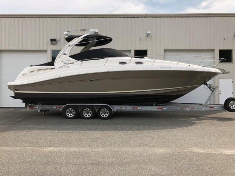2007 Sea Ray 340 Sun Dancer For Sale - Malibu Marine