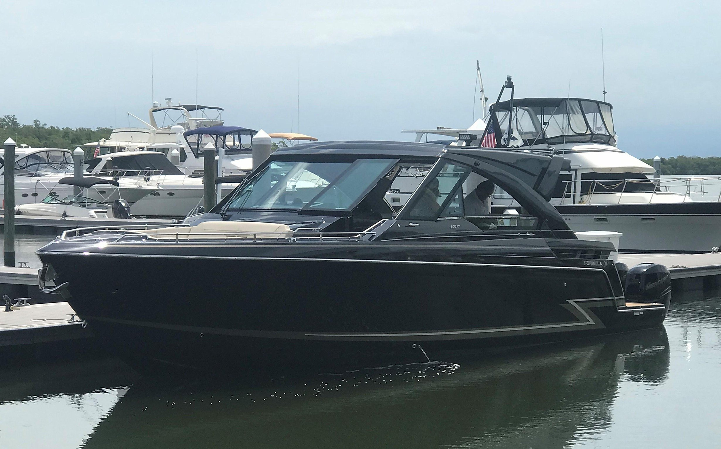 2020 Formula 400 Super Sport Crossover For Sale in Kelowna, BC - Malibu Marine