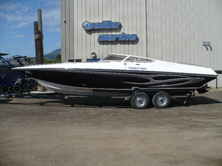 2006 Fountain 29 Fever for sale in Kelowna by Malibu Marine
